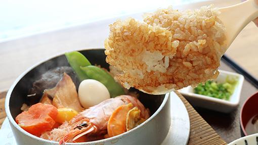 鮮魚 釜飯 ヒカリ屋